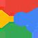 Google帳號登入圖案