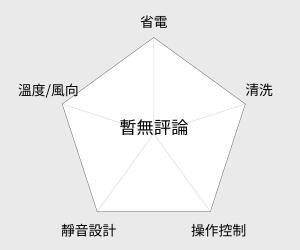 HERAN 禾聯15-17坪窗型旗艦系列空調(HW-80F) 雷達圖