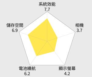 ASUS MeMO Pad7 7吋四核 LTE平板(ME572CL) 雷達圖