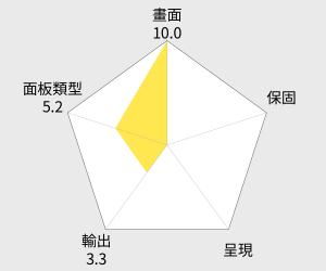 BenQ 大黃蜂22型玩家級RTS不閃屏液晶(RL2240HE) 雷達圖