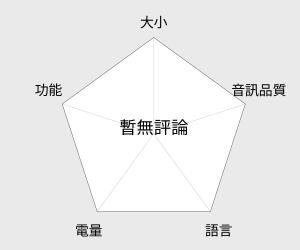 SONY 錄音筆 (ICD-UX560/UX560F) 雷達圖