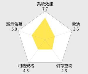 ASUS 華碩 ZenFone 4 智慧型手機 雷達圖