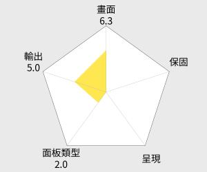 SAMSUNG三星 34型 VA曲面零閃屏液晶螢幕(S34E790C) 雷達圖