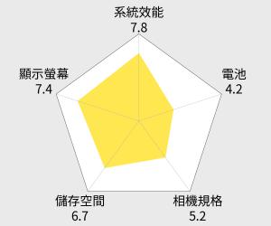 新HTC ONE 32G 四核心智慧型手機 雷達圖