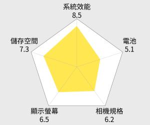 HUAWEI 華為 Mate 9 Pro 雙卡智慧手機(6G/128G) 雷達圖