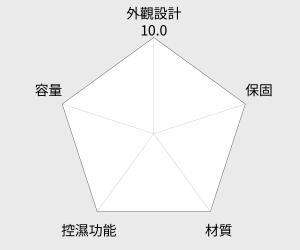 收藏家 全能型電子防潮箱 - 240公升 (CDH-240) 雷達圖