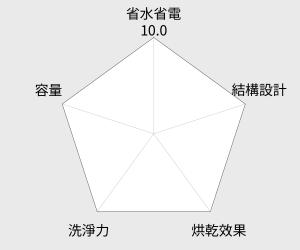 喜特麗 懸掛式臭氧殺菌型烘碗機 - 黑 / 白 80CM (JT-3680Q) 雷達圖