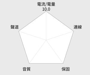 SONY 三合一手提音響(CFD-S50) 雷達圖