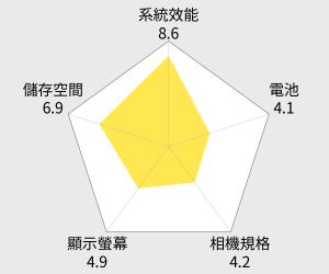 ASUS ZenFone 2 5.5吋4G LTE手機(128G) 雷達圖
