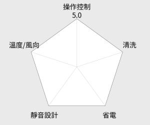 TATUNG大同 4-6坪高效窗型冷氣(TW-202DCN) 雷達圖