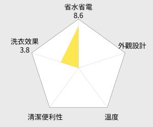 三洋DD變頻13公斤超音波洗衣機-強化玻璃蓋(SW-13DV5G) 雷達圖