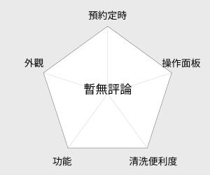 三菱炭炊釜IH十人份電子鍋(紅)(NJ-EV185T-R) 雷達圖