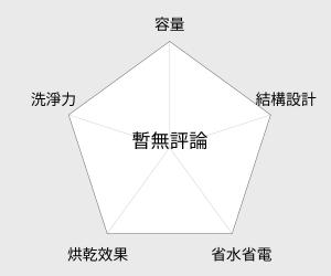 美寧Mistral 液晶六人份洗碗機(JR-6603W) 雷達圖