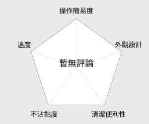 TESCOM HSM530 鬆餅機 三明治機 雷達圖
