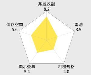 ASUS 華碩 ZenFone 4 Selfie Pro 手機 (ZD552KL) 雷達圖