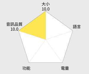 SONY 精質錄音筆4GB(ICD-TX50) 雷達圖