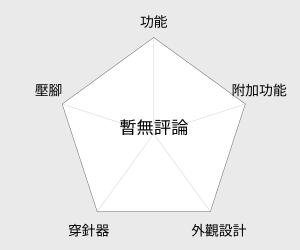NCC Magic電腦型縫紉機(CC-1861) 雷達圖