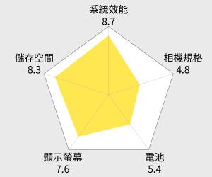 紅米Note 4 十核雙卡全金屬旗艦智慧手機 雷達圖