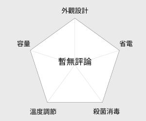東龍蒸汽式溫熱開飲機(TE-185) 雷達圖