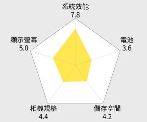 ASUS ZenFone 4 Max 大電量智慧型手機(ZC554KL) 雷達圖