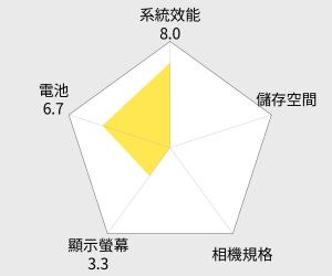LG AKA H788 5吋四核耍個性大眼機 雷達圖