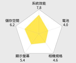 ASUS 華碩 ZENFONE GO TV 智慧型手機 (ZB551KL) 雷達圖