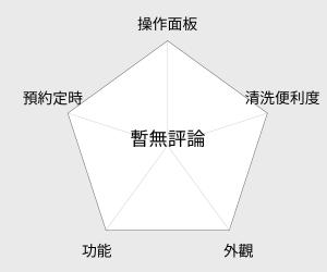 大家源十人份多功能電子鍋(TCY-3410) 雷達圖