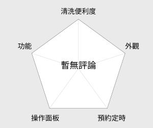 象印 豪熱沸騰微電腦電子鍋-6人份(NS-YSF10) 雷達圖