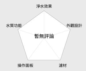 TORAY東麗 迷你型生飲淨水器(MK204MX) 雷達圖