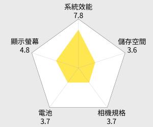 ASUS ZenFone 5 智慧型手機8G 雷達圖