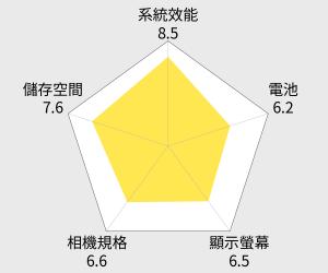 HUAWEI Ascend Mate 四核6.1吋超大智慧機 雷達圖
