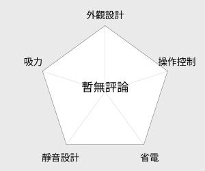 魔力家 髒吸吸 手持式肩背無塵袋吸塵器 (BY010059) 雷達圖