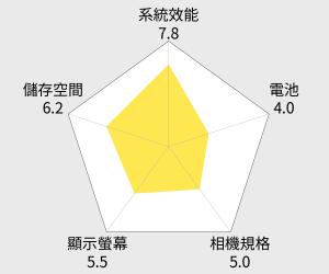 ASUS 華碩 ZenFone Zoom 智慧型手機 - 64G (ZX551ML) 雷達圖