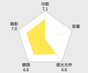 FUJIFILM X-T10 機身(公司貨) 雷達圖