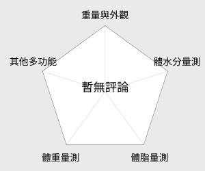 SAMPO 聲寶鏡面體重計(BF-L1202ML) 雷達圖