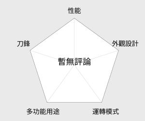 Kolin歌林樂活隨行杯果汁機 (JE-LNP01) 雷達圖