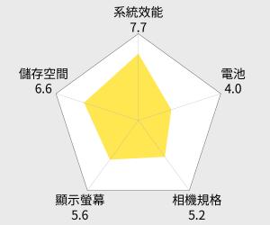ASUS ZenFone AR (ZS571KL) 雙卡智慧手機 雷達圖