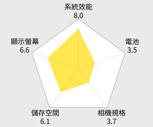 Xiaomi 紅米 Note 2 5.5吋雙卡智慧機(16GB) 雷達圖