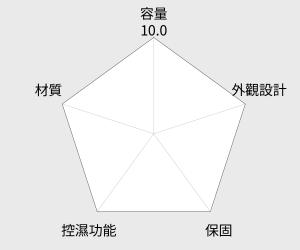 防潮家 79公升旗艦微電腦電子防潮箱(FD-76A) 雷達圖