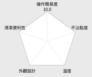 Recolte 日本麗克特微笑鬆餅機(RSM-1) 雷達圖