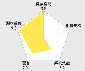 HUAWEI 華為 4G 行動熱點分享器 (E5372) 雷達圖