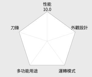 達新牌 電動榨汁機 (TJ-5660) 雷達圖