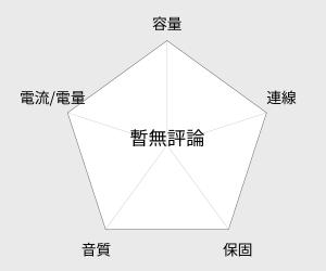 KINYO 藍芽讀卡音箱喇叭(BTS-682) 雷達圖