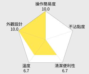 象印 鐵板/火烤二用萬用鍋(EP-PAF25) 雷達圖