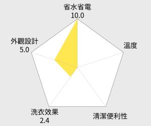 三洋15公斤DD變頻超音波洗衣機-強化玻璃蓋(SW-15DV5G) 雷達圖