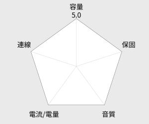 X-mini WE 藍芽NFC吊飾音箱 雷達圖