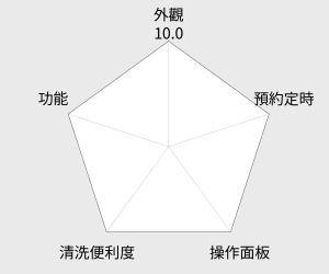 鍋寶 6人份電子鍋(RCO-6106) 雷達圖