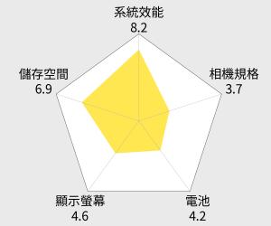 ASUS ZenFone 3 ZE520KL智慧型手機(32G) 雷達圖