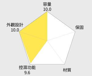 防潮家 84公升電子防潮箱(FD-82C) 雷達圖