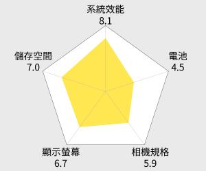 SAMSUNG GALAXY Note 4 5.7吋LTE智慧手機 雷達圖